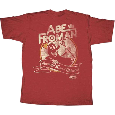 Product Image of Abe Froman Ferris Bueller's Day Off T-Shirt