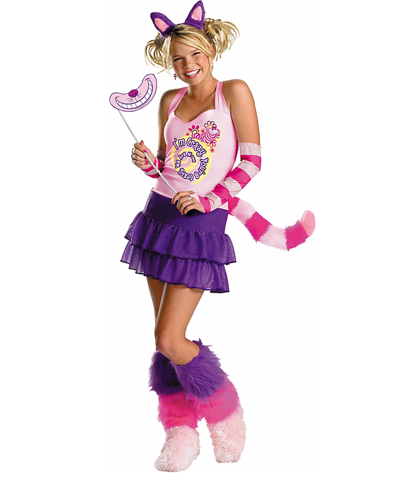 Pictures Of Cheshire Cat Costumes