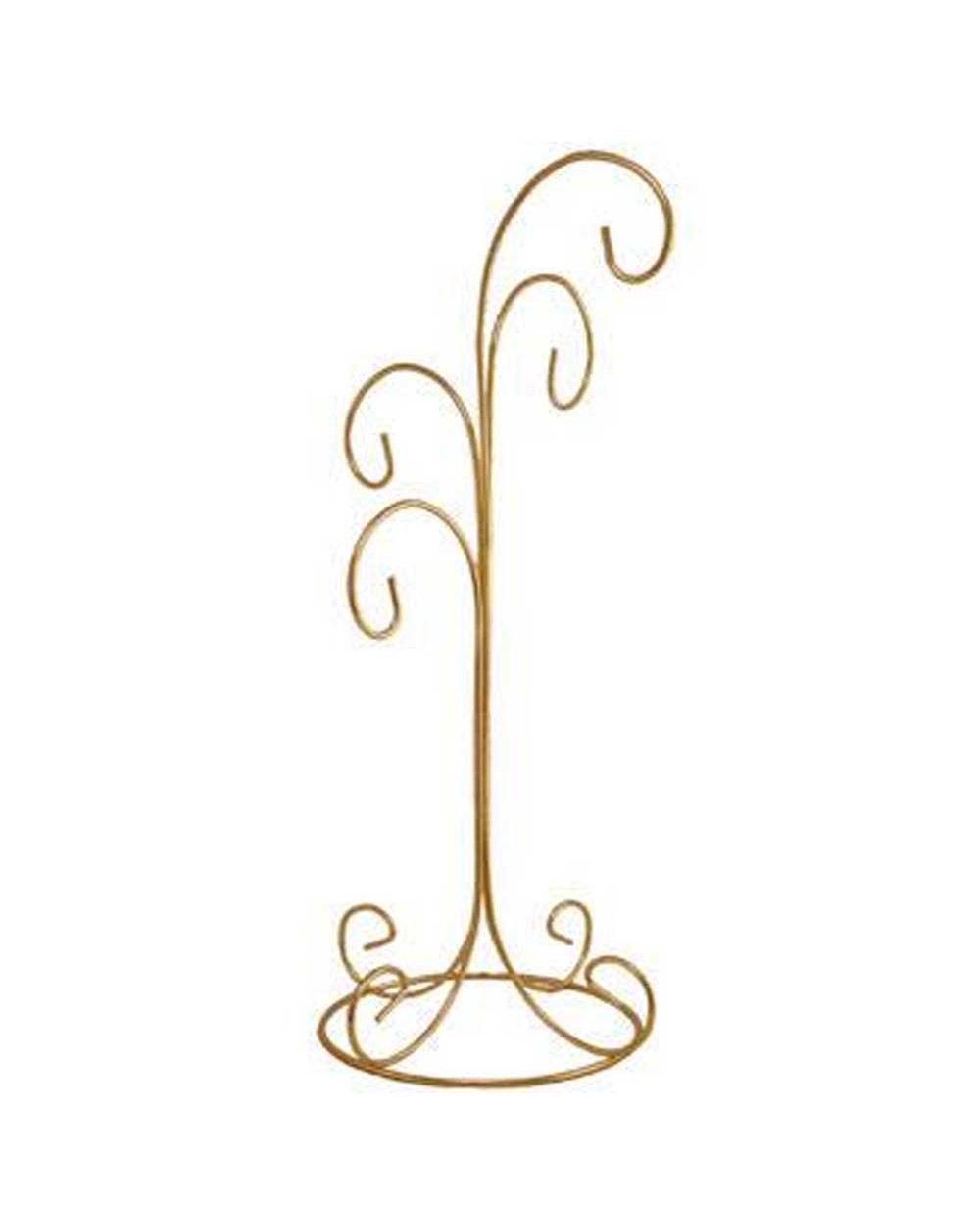 Brass ornament stand - More Views