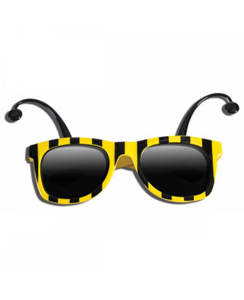 d89e20c60bc More Views. Bumble Bee Sunglasses With Antennae