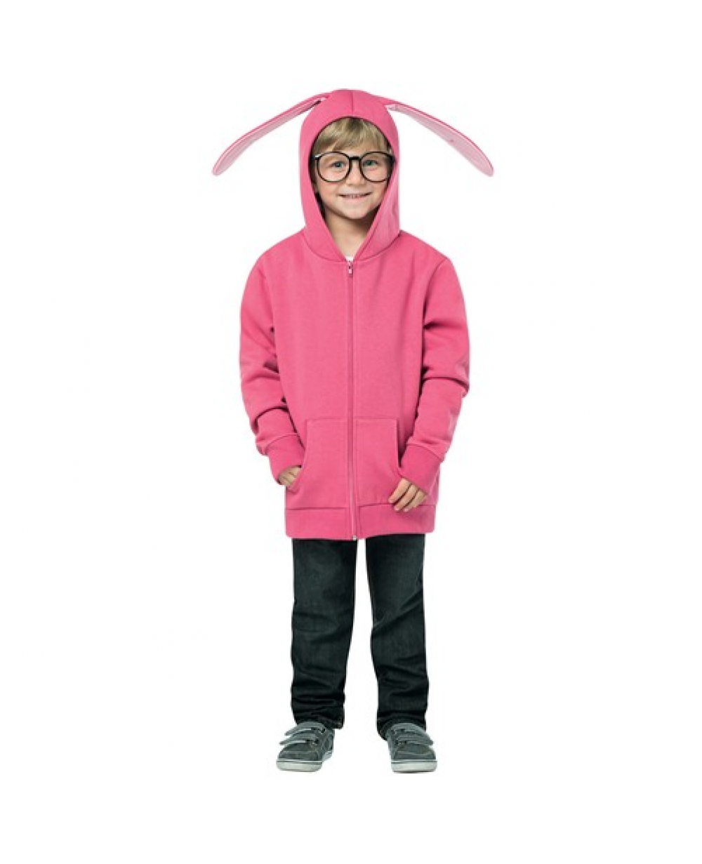 more views a christmas story child bunny hoodie - A Christmas Story Bunny
