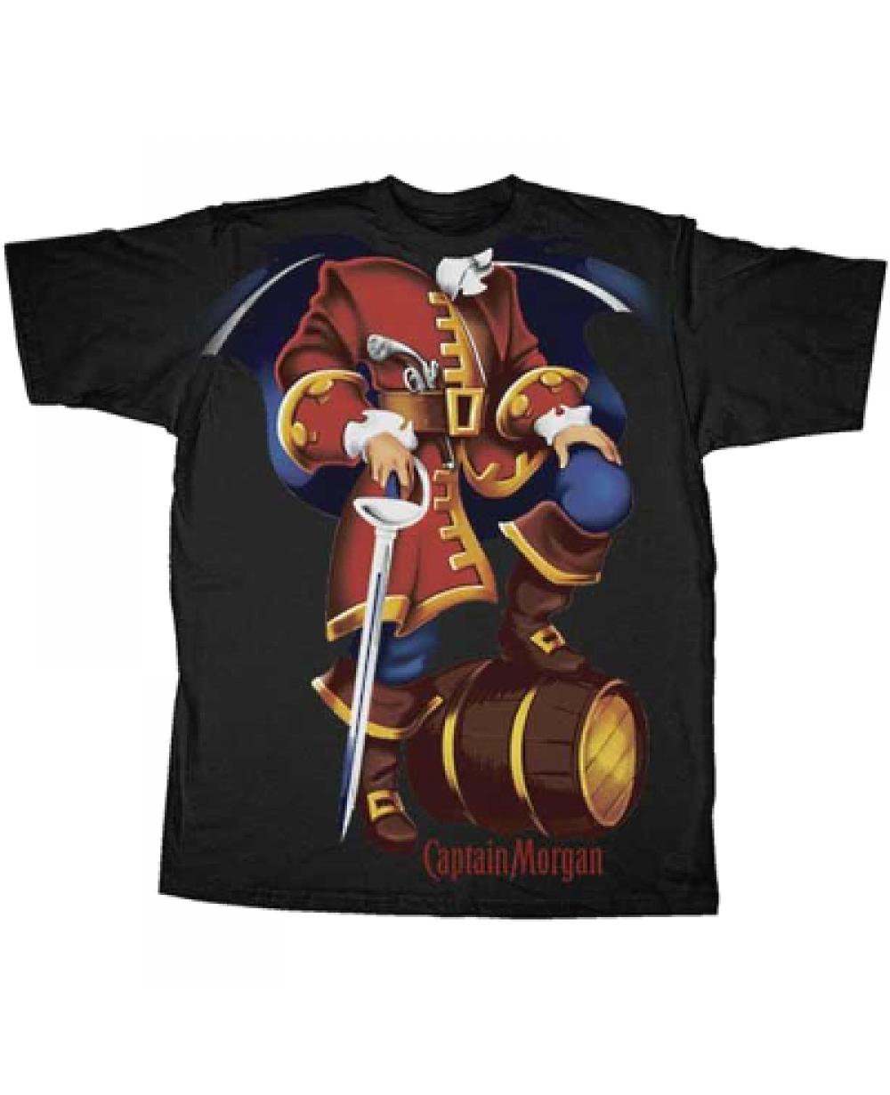Captain Morgan T Shirt Costume