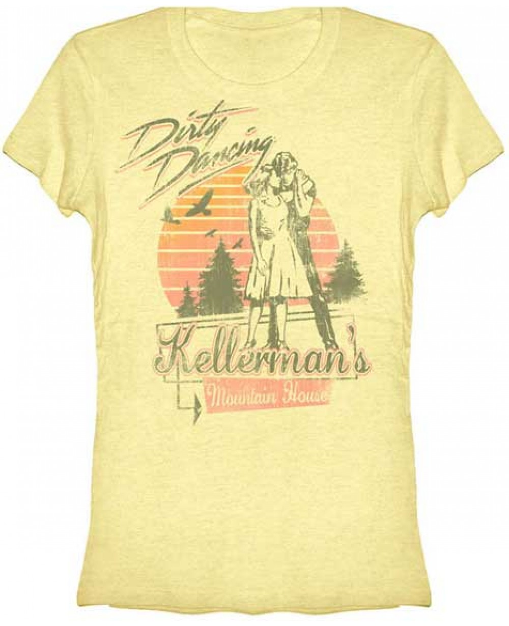 Dirty dancing t shirts t shirt design database Kellermans dirty dancing