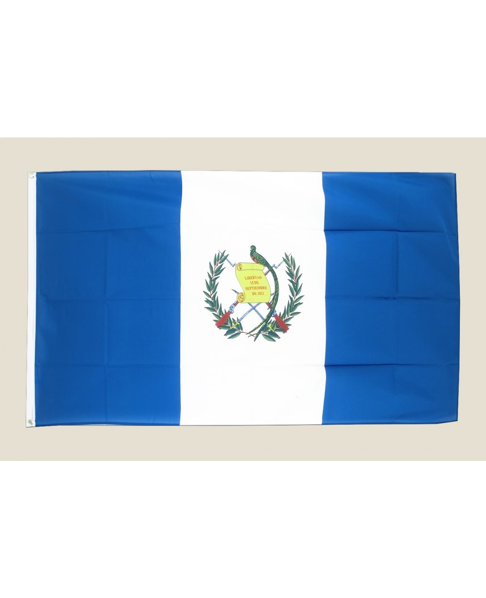 Guatemala 3 X 5 Flag