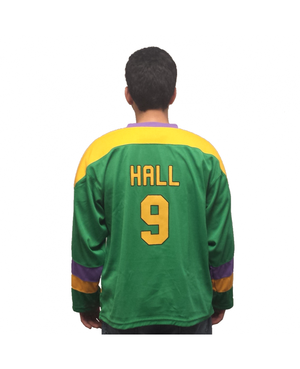 a7f265ca3 More Views. Jesse Hall  9 Ducks Hockey Jersey