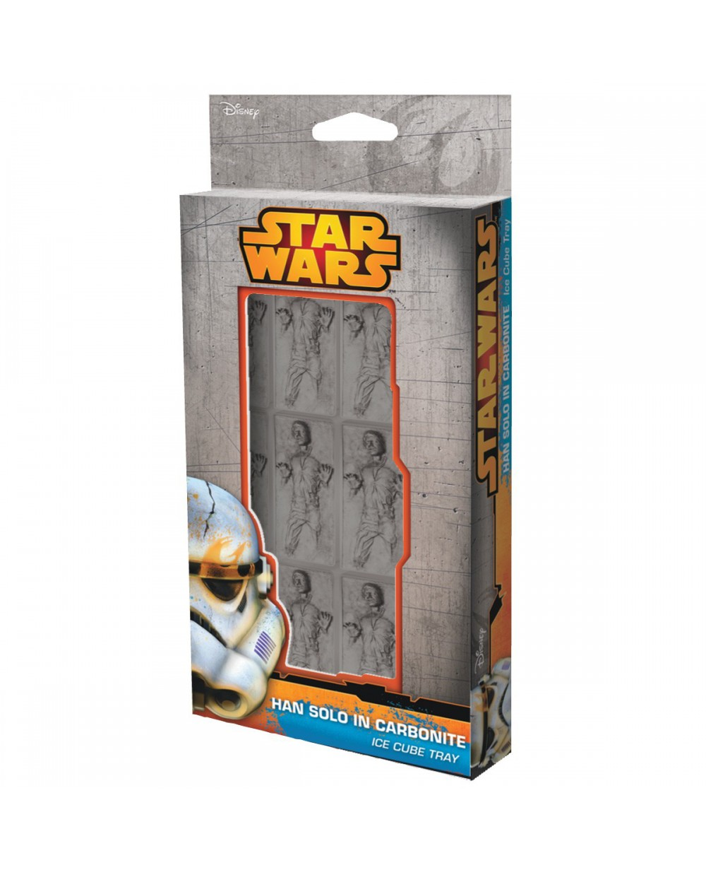 han solo carbonite star wars ice cube tray. Black Bedroom Furniture Sets. Home Design Ideas
