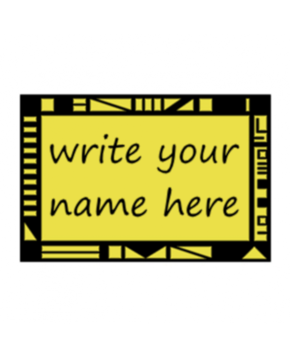 Legends of the hidden temple name tag aloadofball Gallery