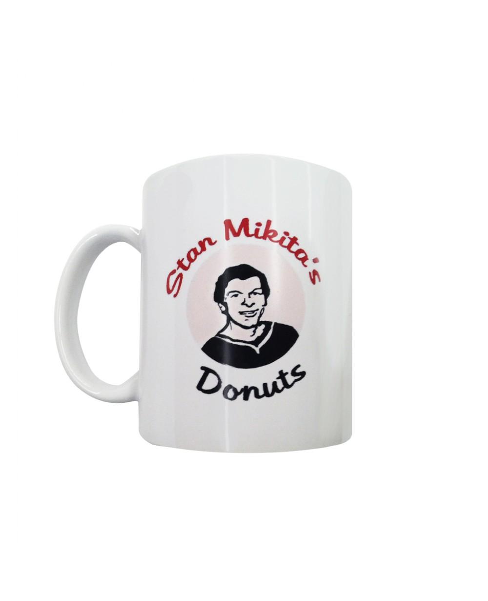 bf8debb7748 Stan Mikita's Donuts 11 oz Coffee Mug