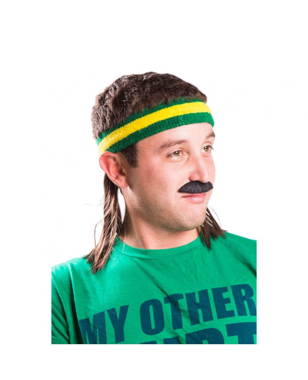 The Bogan Mullet Headband Combo