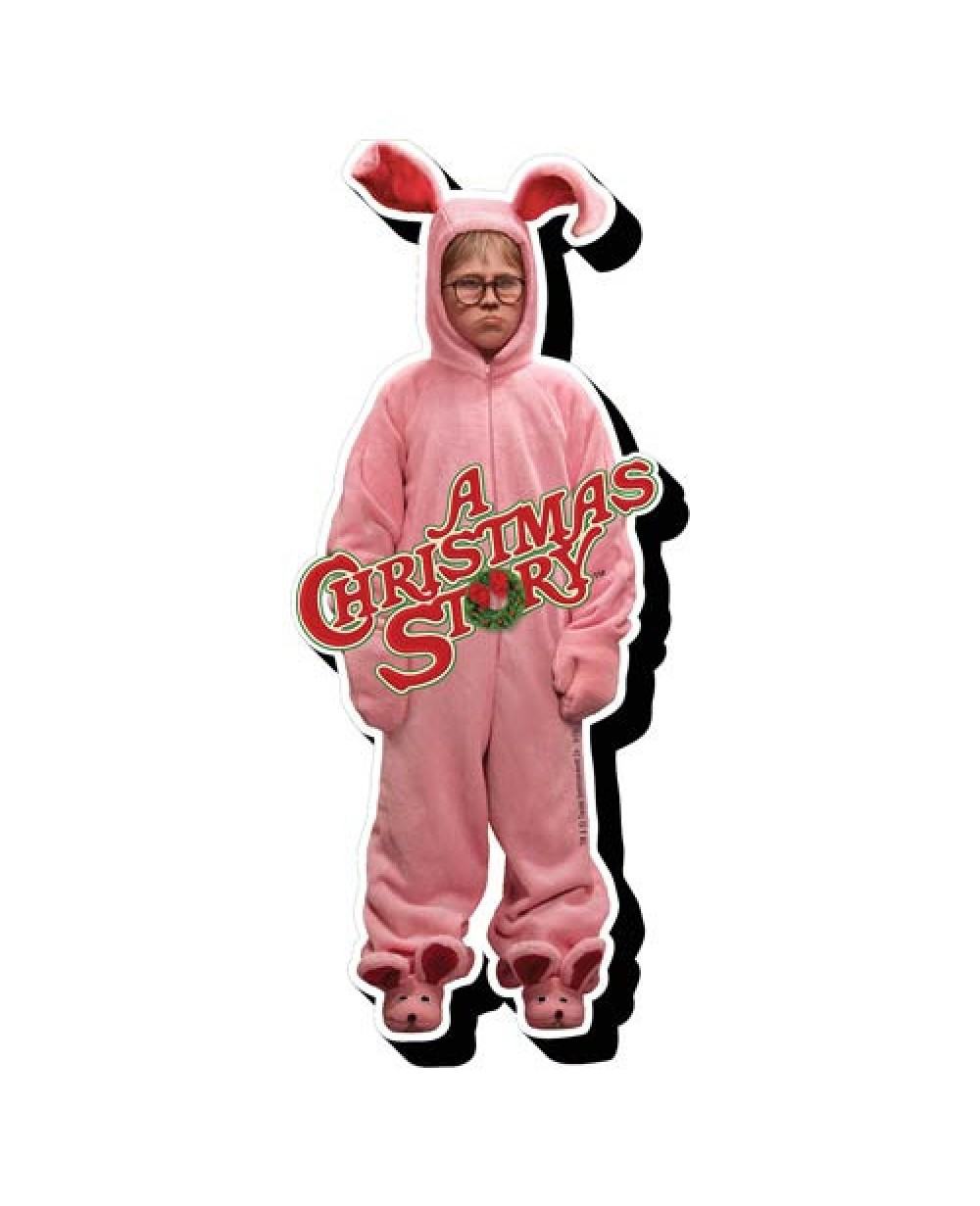 more views ralphie bunny suit pink a christmas story