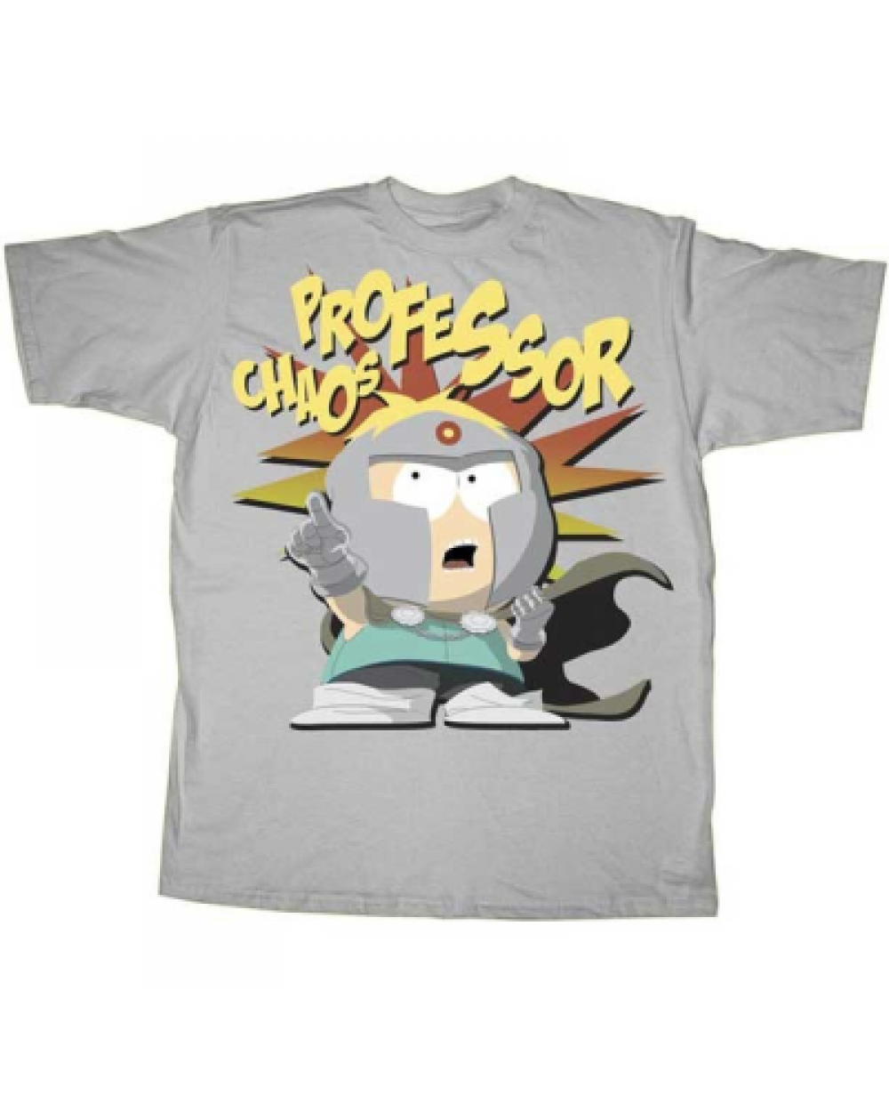 Professor Chaos South Park T Shirt