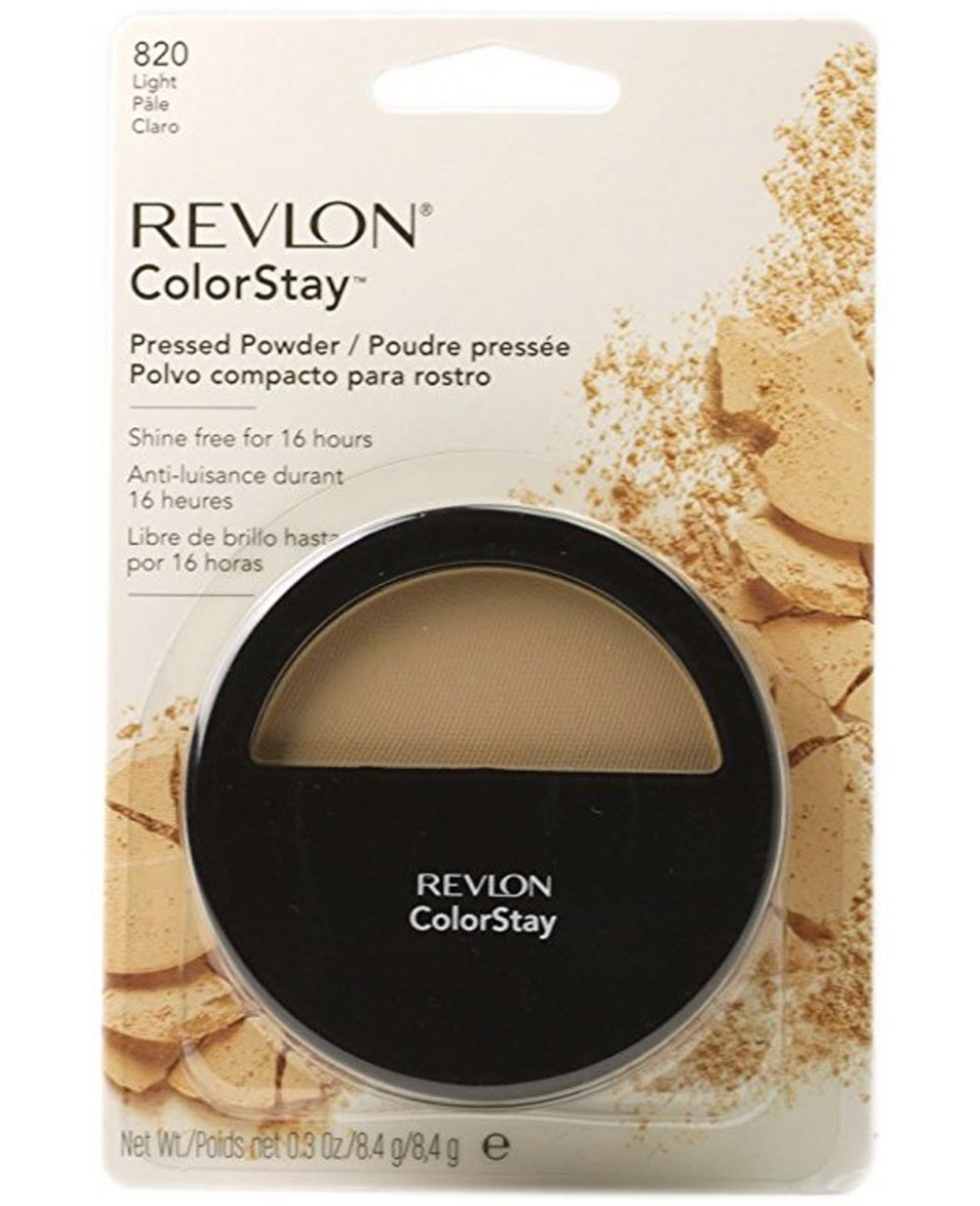 Revlon Color Stay #820 Pressed Powder Light