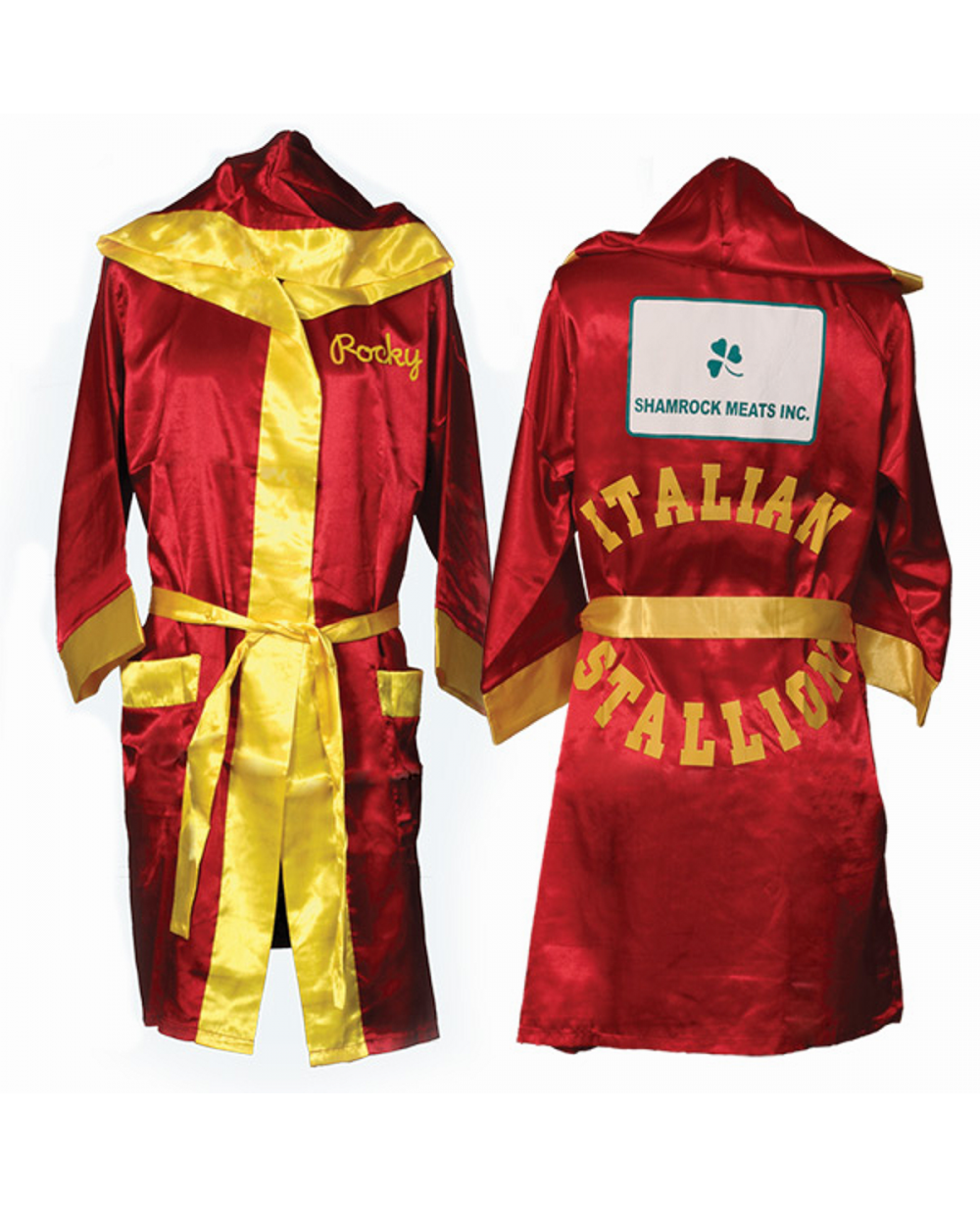 80a73b6e31 More Views. Italian Stallion Red And Gold Rocky Robe