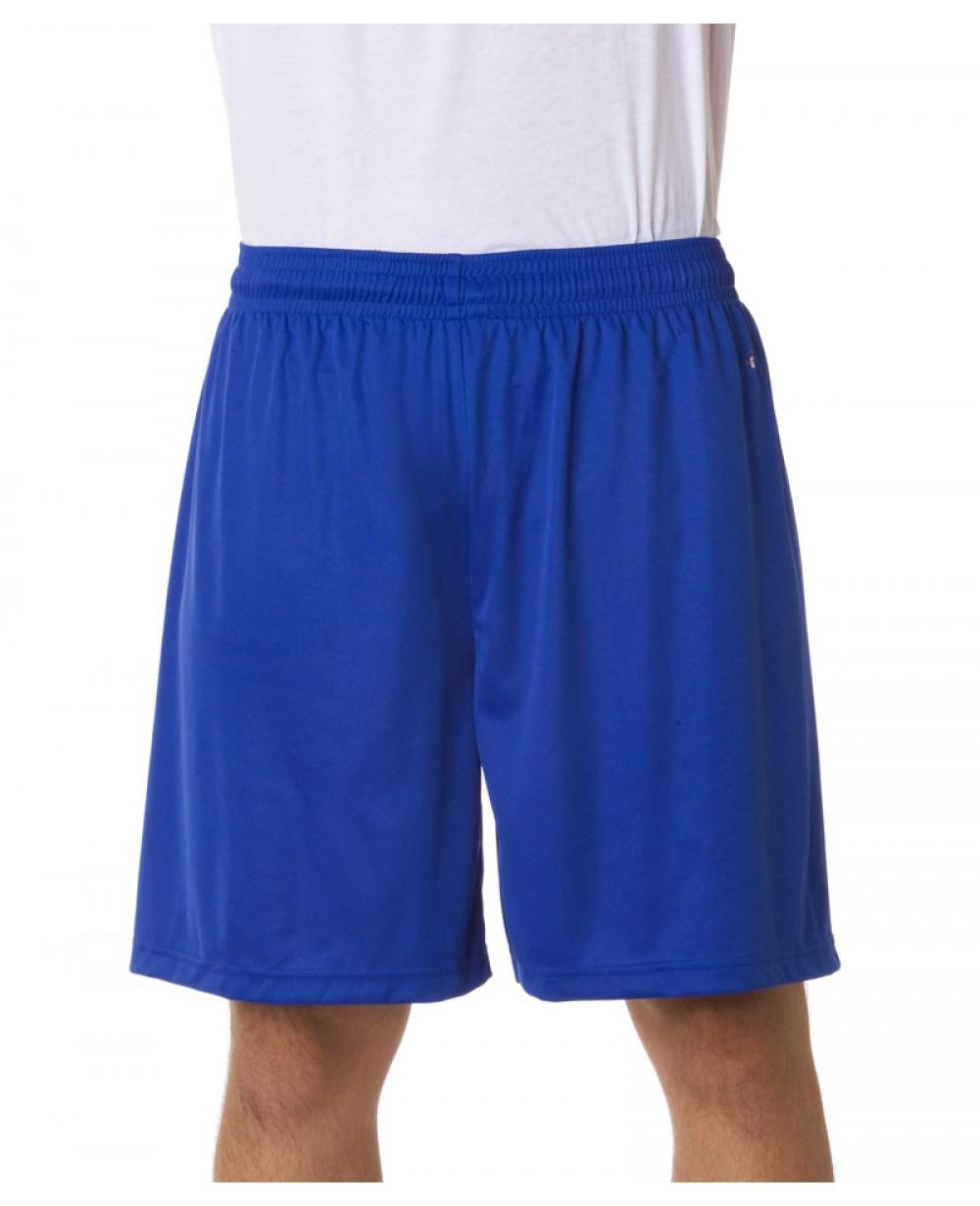 Royal Blue Athletic Shorts
