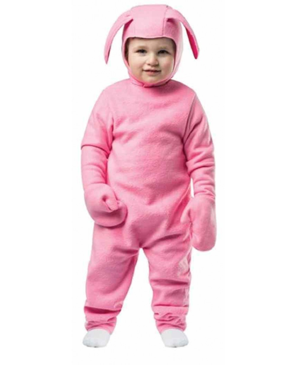 A Christmas Story Ralphie's Toddler Bunny Suit Costum