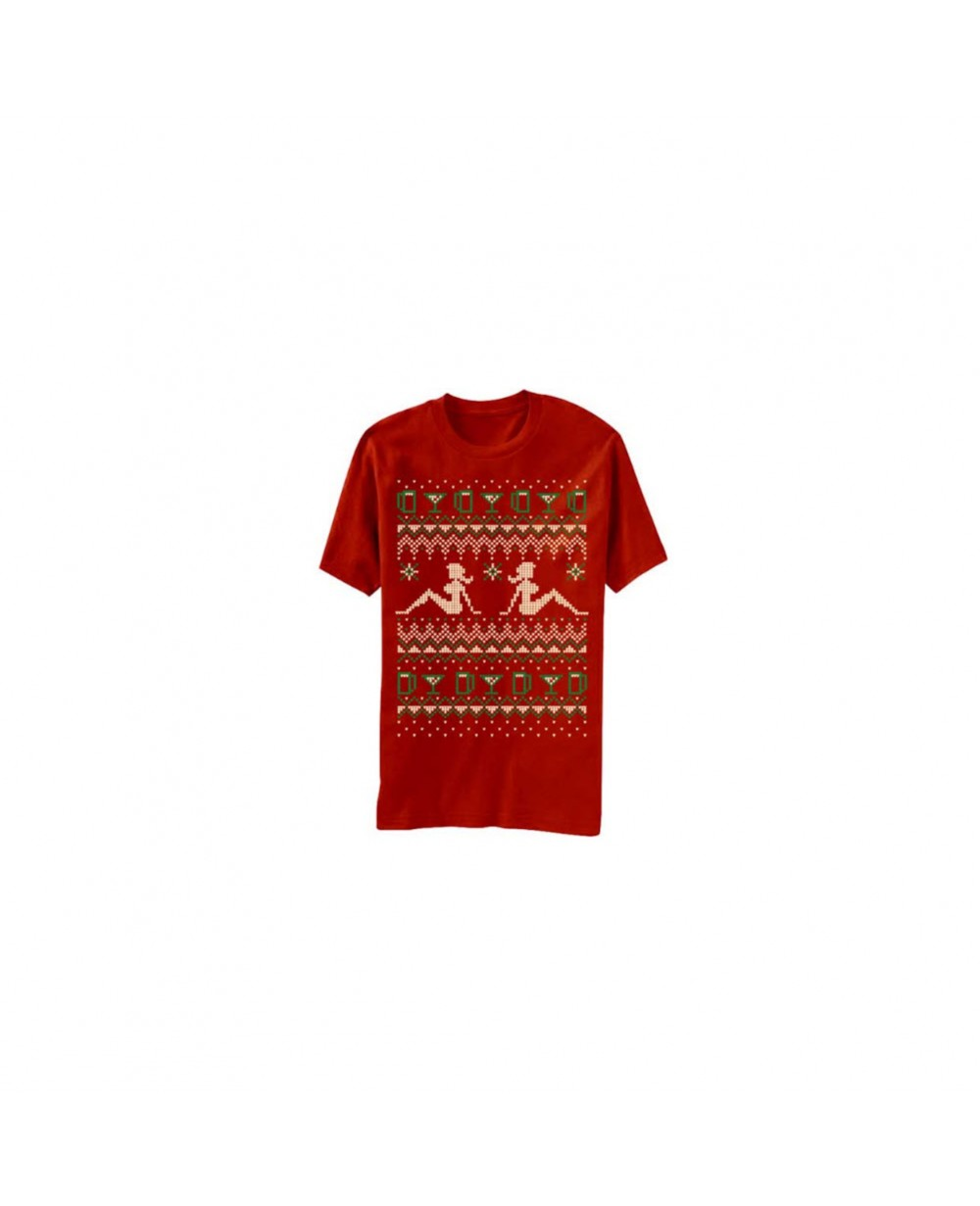 More Views. Sexy Girls Ugly Christmas Sweater T-Shirt
