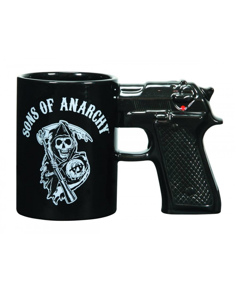 Sons Of Anarchy Gun Coffee Mug