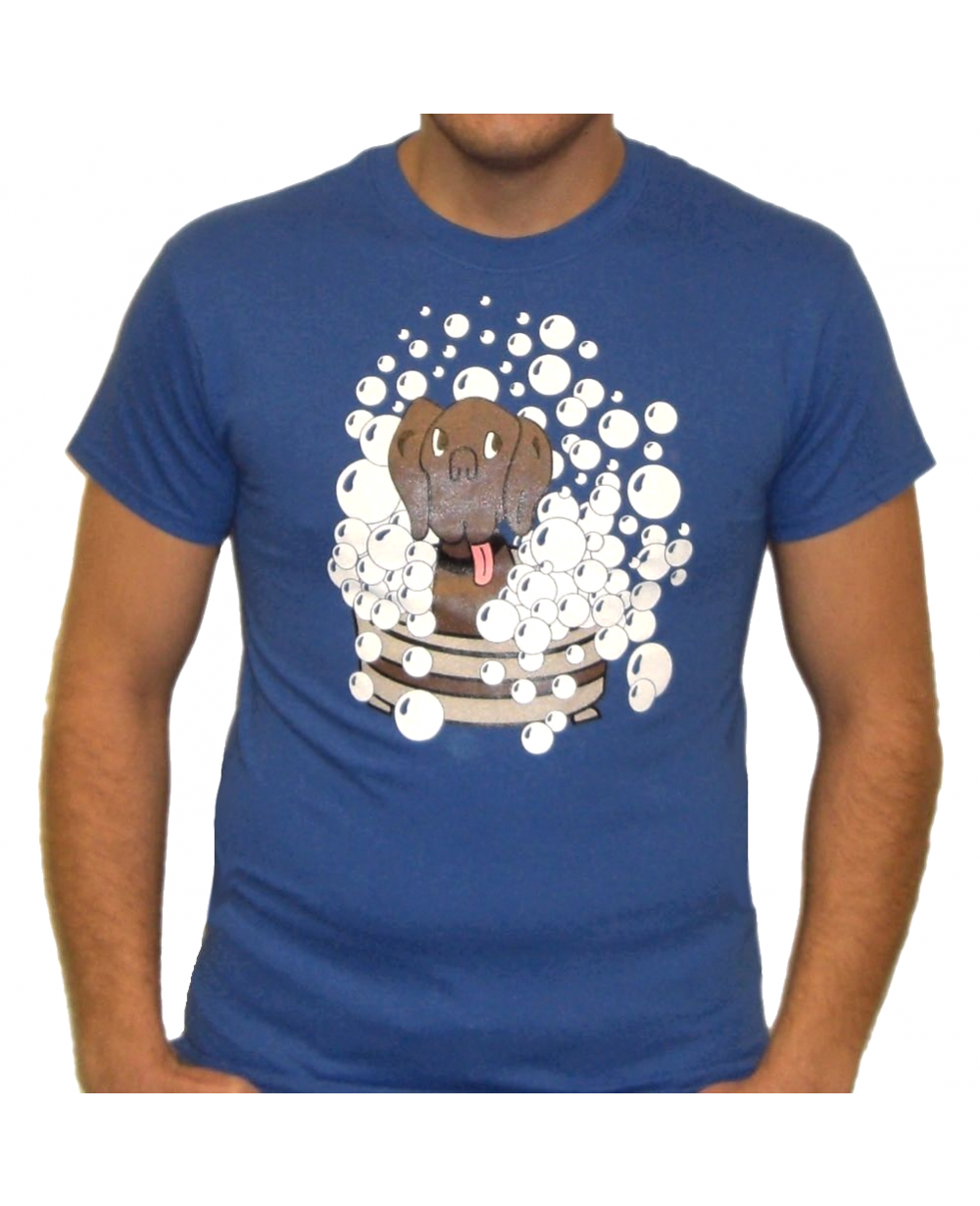Team Pup and Suds T-Shirt
