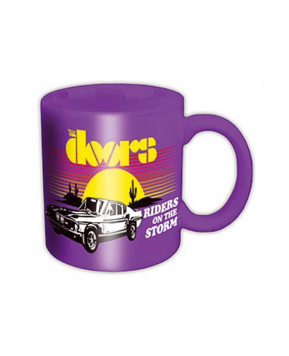 The Doors Riders On Storm Coffee Mug