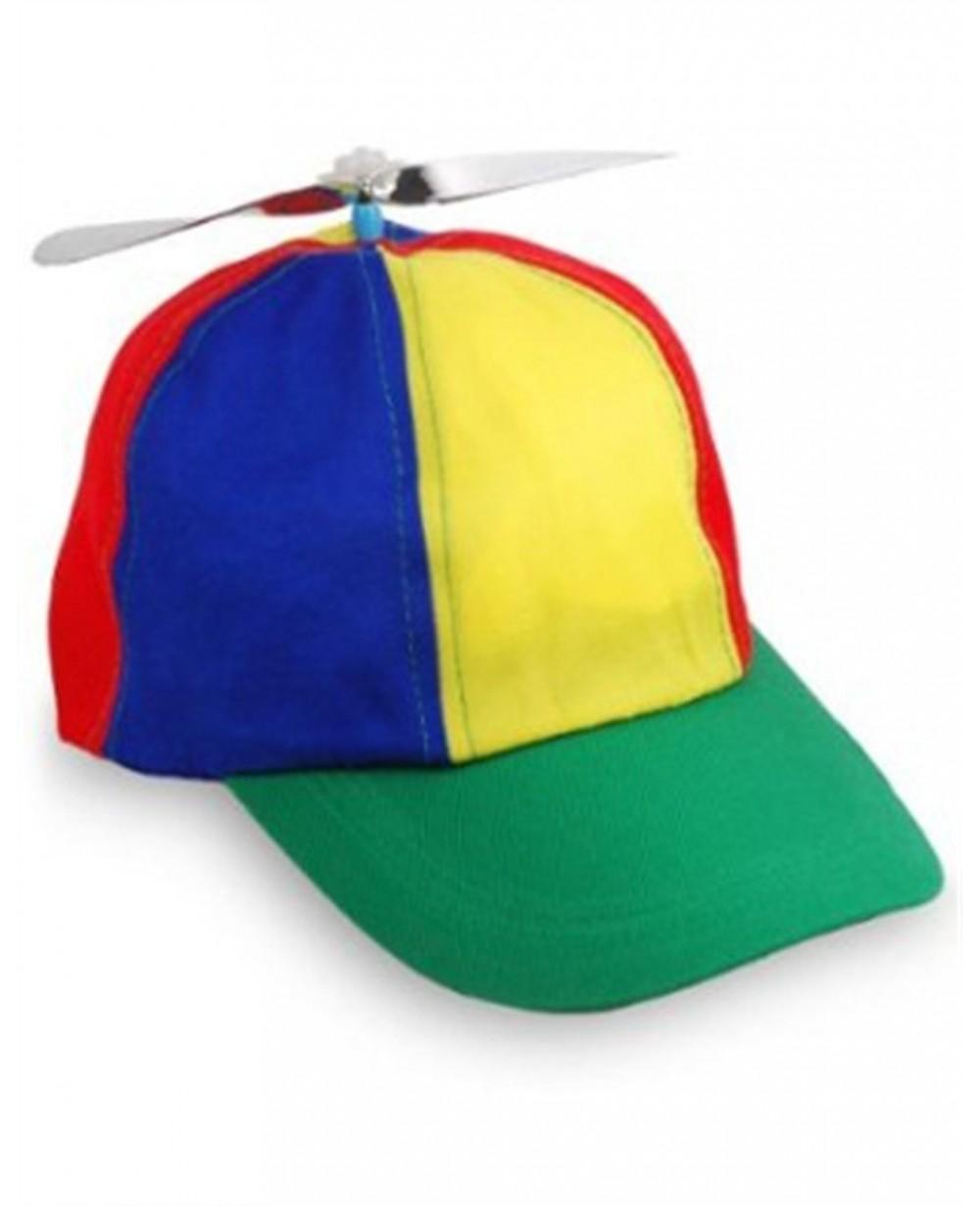 754ebde25 Multi-Color Propeller Cap