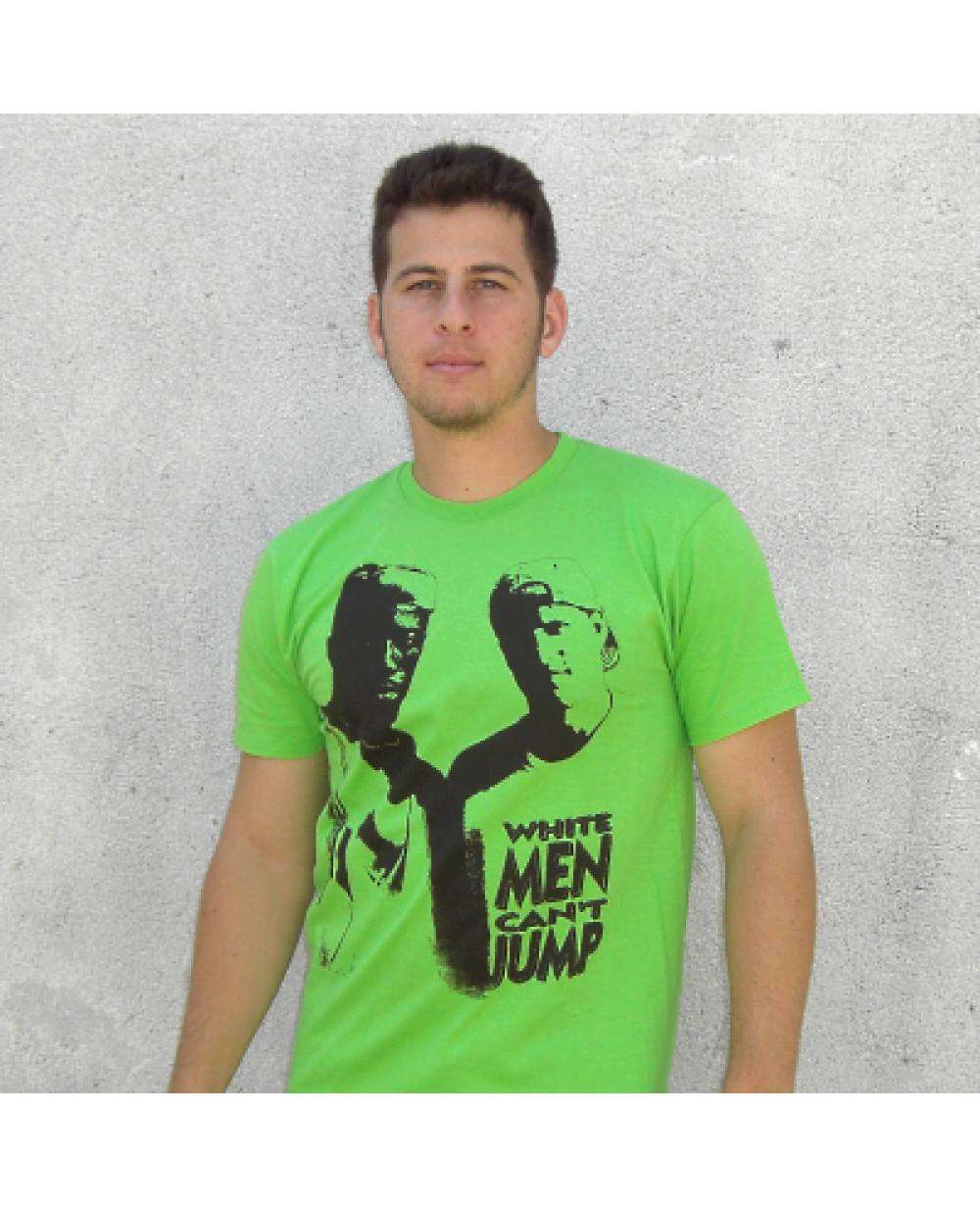 White Men Cant Jump T Shirt
