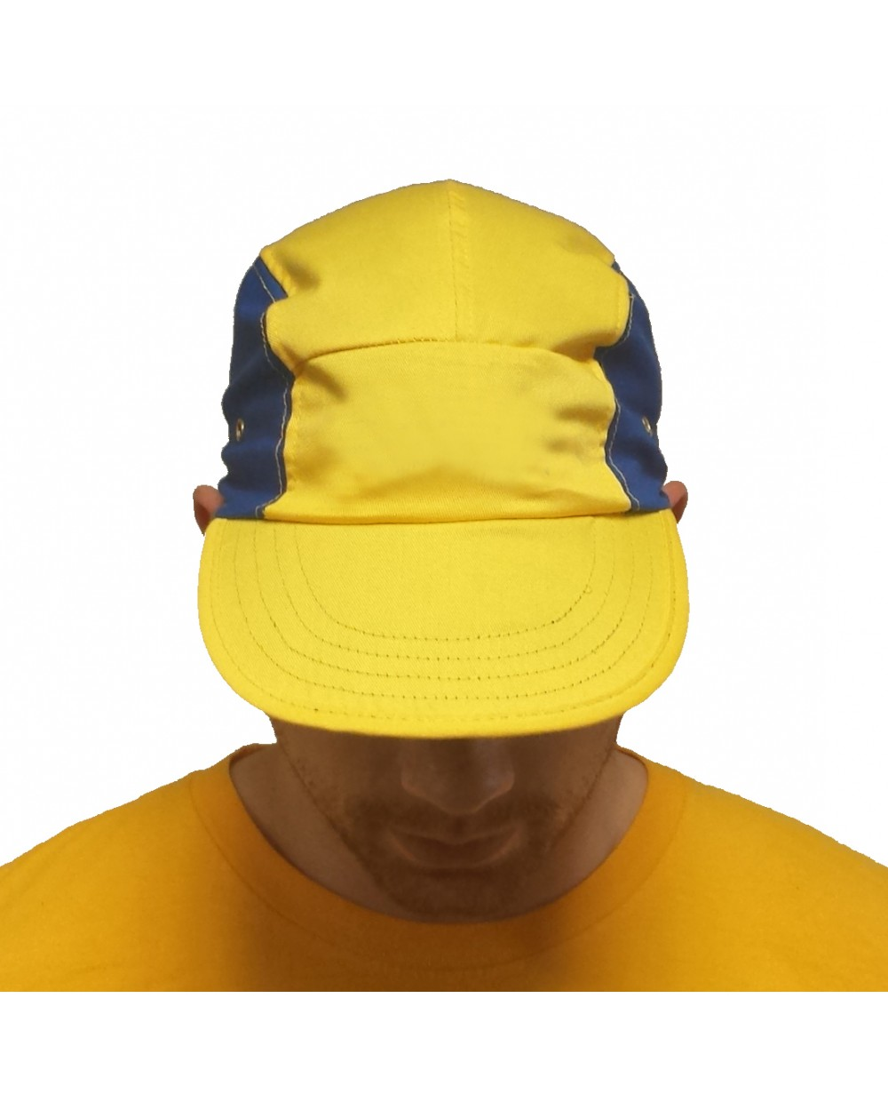 1dc092518cc More Views. Yellow And Blue Will Smith Hat
