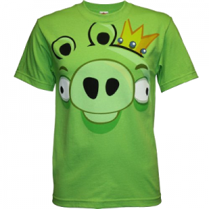 Make a bold statement with our Angry Birds T-Shirts, or choose from our wide variety of expressive graphic tees for any season, interest or occasion. Whether you want a sarcastic t-shirt or a geeky t-shirt to embrace your inner nerd, CafePress has the tee you're looking for.