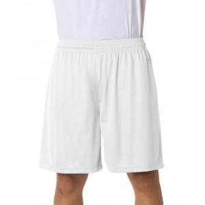 White Athletic Shorts