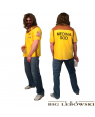 Jeffrey The Dude Lebowski Bowling Shirt Medina Sod Adult Costume