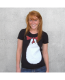 The Cat In The Hat Womens T-Shirt Costume