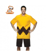 Charlie Brown Peanuts Adult Costume