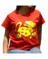 Red Jaguars Legends of the Hidden Temple Womens T-Shirt