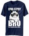 Cool Story Bro Grumpy Cat T-Shirt