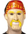 Hulk Hogan WWE PVC Mask