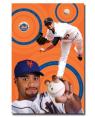 Johan Santana Mets Poster