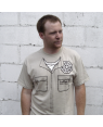 Jim LaFleur Dharma Initiative T-Shirt Costume