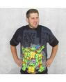 Teenage Mutant Ninja Turtles City Skyline T-Shirt