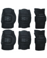 Knee, Elbow & Wrist Guards Protective Pad Set
