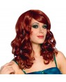 Womens Red Wig