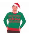 Naughty Reindeer Games Ugly Christmas Sweater
