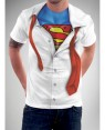 Clark Kent Superman T-Shirt Costume