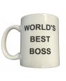 Michael Scott's World's Best Boss Coffee Mug