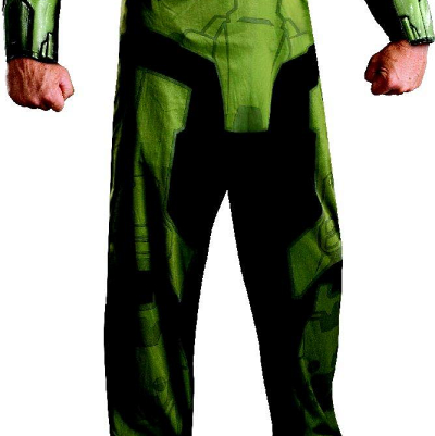 Sign up to get notified when this product is back in stock. Master Chief Halo Adult Costume