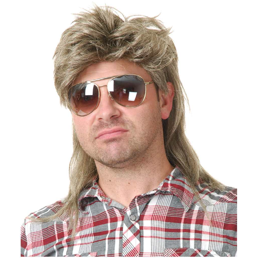 Purchase A Joe Dirt Mullet Wig 62