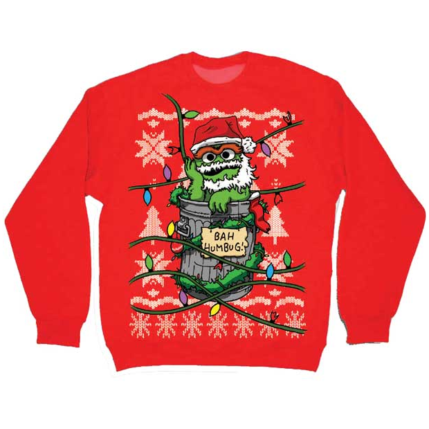 SHOW ME YOUR UGLY CHRISTMAS SWEATERS : femalefashionadvice