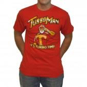 Turbo Man It's Turbo Time T-Shirt