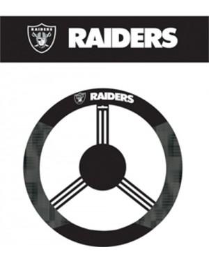 Oakland Raiders Steering Wheel Cover