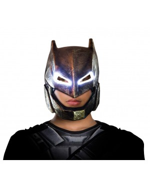 Adult Batman Armored Light Up Mask