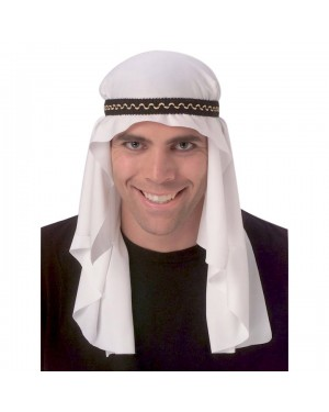 Arabian Mantle Headpiece