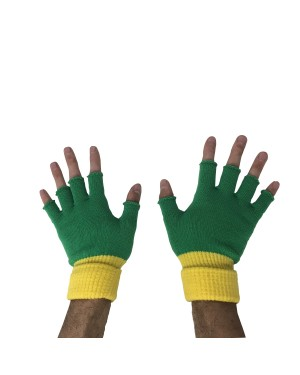 Ash Ketchum Trainer Fingerless Gloves (Pair)